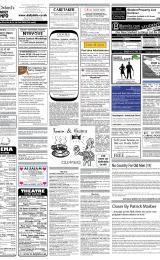 Daily Info printed sheet Thu 31/1 2008