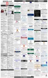 Daily Info printed sheet Fri 2/3 2018