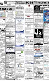 Daily Info printed sheet Sat 11/2 2012
