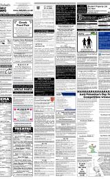 Daily Info printed sheet Thu 14/2 2008
