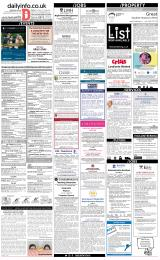 Daily Info printed sheet Tue 9/1 2018
