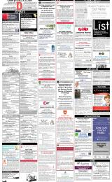 Daily Info printed sheet Tue 29/1 2019