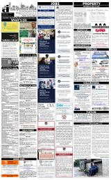 Daily Info printed sheet Tue 23/5 2017