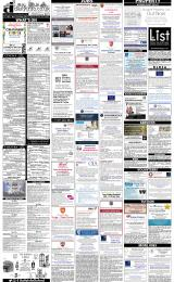 Daily Info printed sheet Fri 19/5 2017