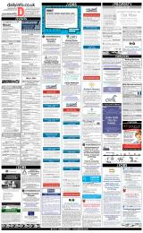 Daily Info printed sheet Tue 19/2 2019