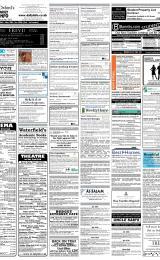 Daily Info printed sheet Sat 26/1 2008