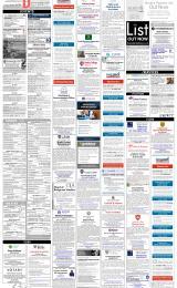 Daily Info printed sheet Fri 25/1 2019