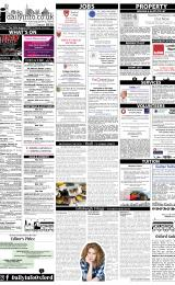 Daily Info printed sheet Tue 22/8 2017