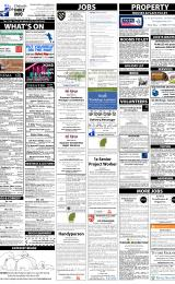 Daily Info printed sheet Tue 11/3 2014
