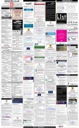 Daily Info printed sheet Fri 12/1 2018