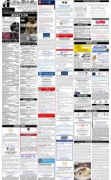 Daily Info printed sheet Tue 9/5 2017