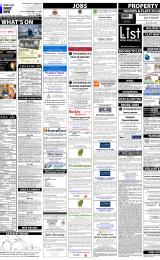 Daily Info printed sheet Tue 24/2 2015