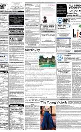 Daily Info printed sheet Tue 3/3 2009
