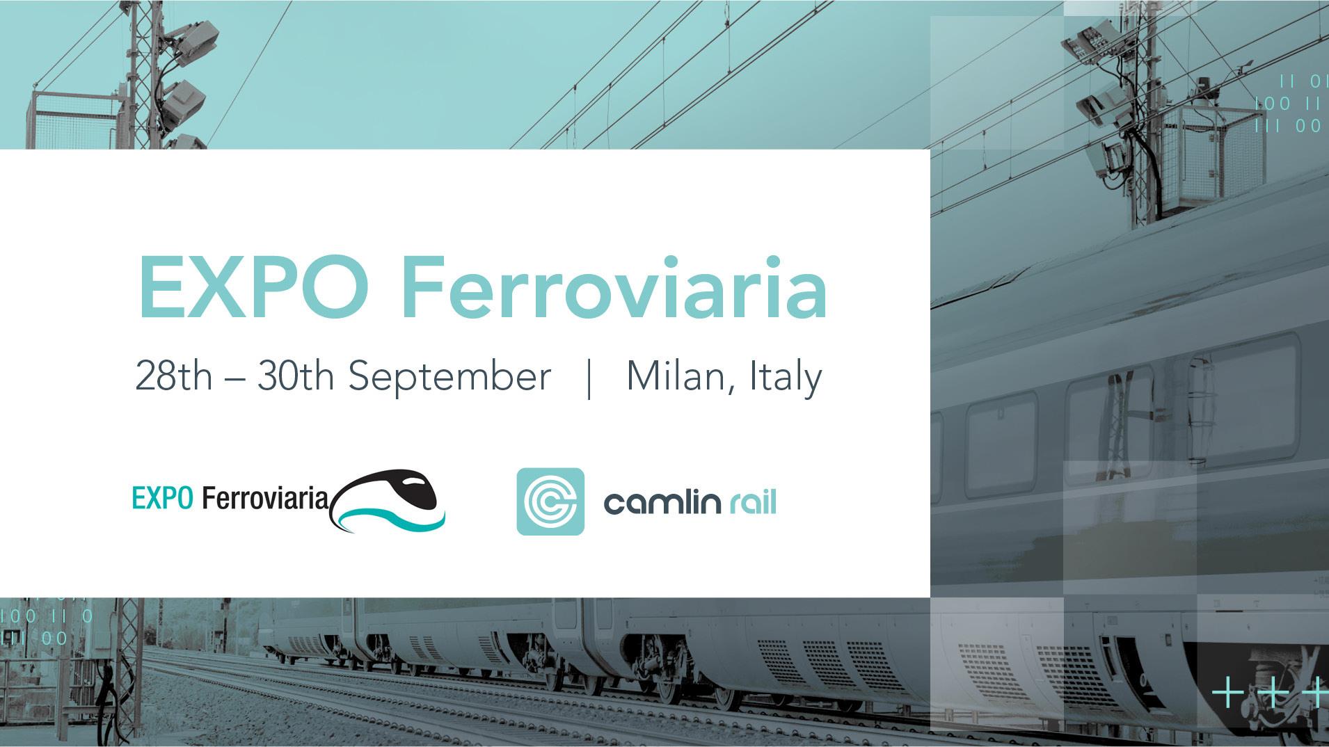 Camlin Rail - Ciao Ferroviaria!