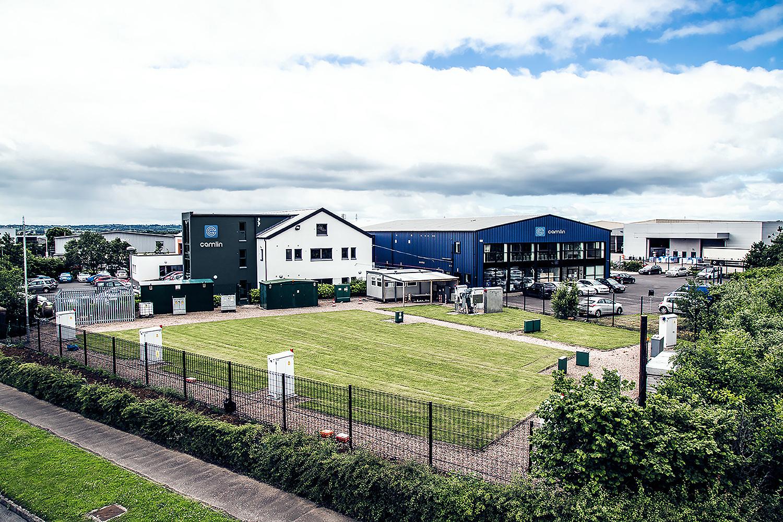 HQ Test Centre