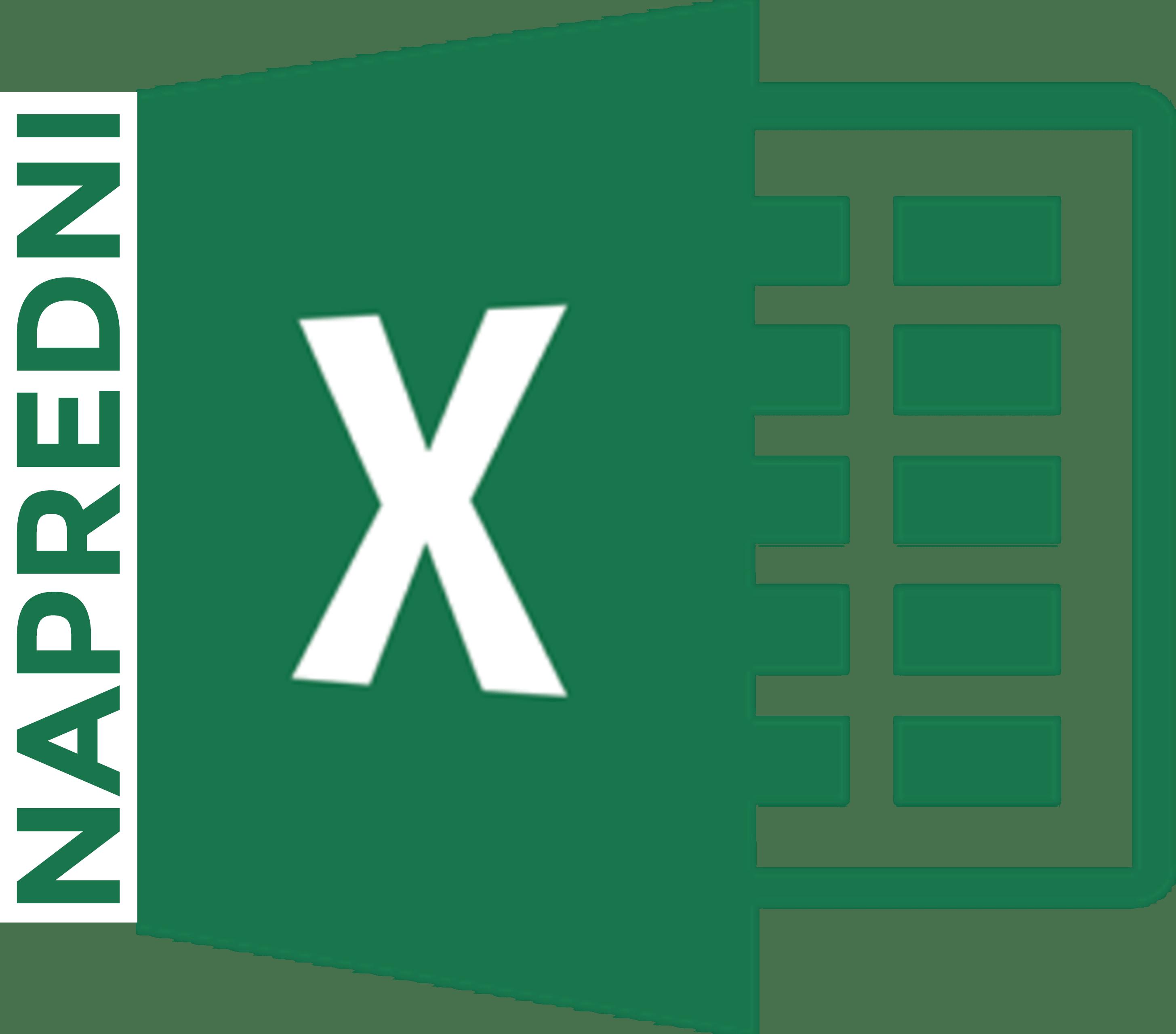 Microsoft Excel - napredni