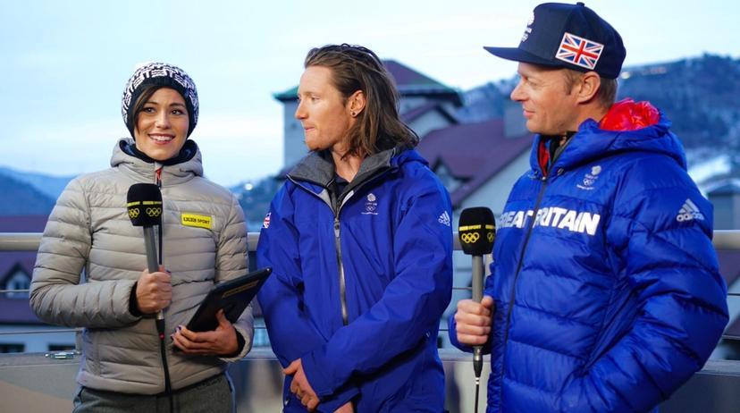 Eilidh Barbour Winter Olympics South Korea