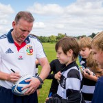 Carbon Perthshire Rugby Club Coaching with Chris Paterson