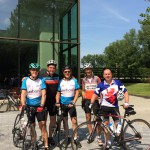 Prostate Scotland Cycle Team - London to Brussels