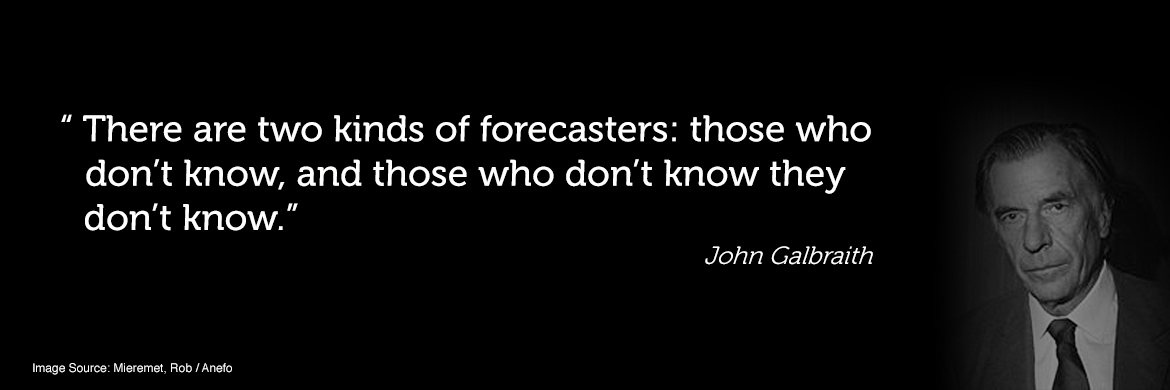 John Galbraith quote