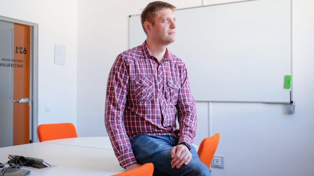 Rethinking mentorship volodymyr
