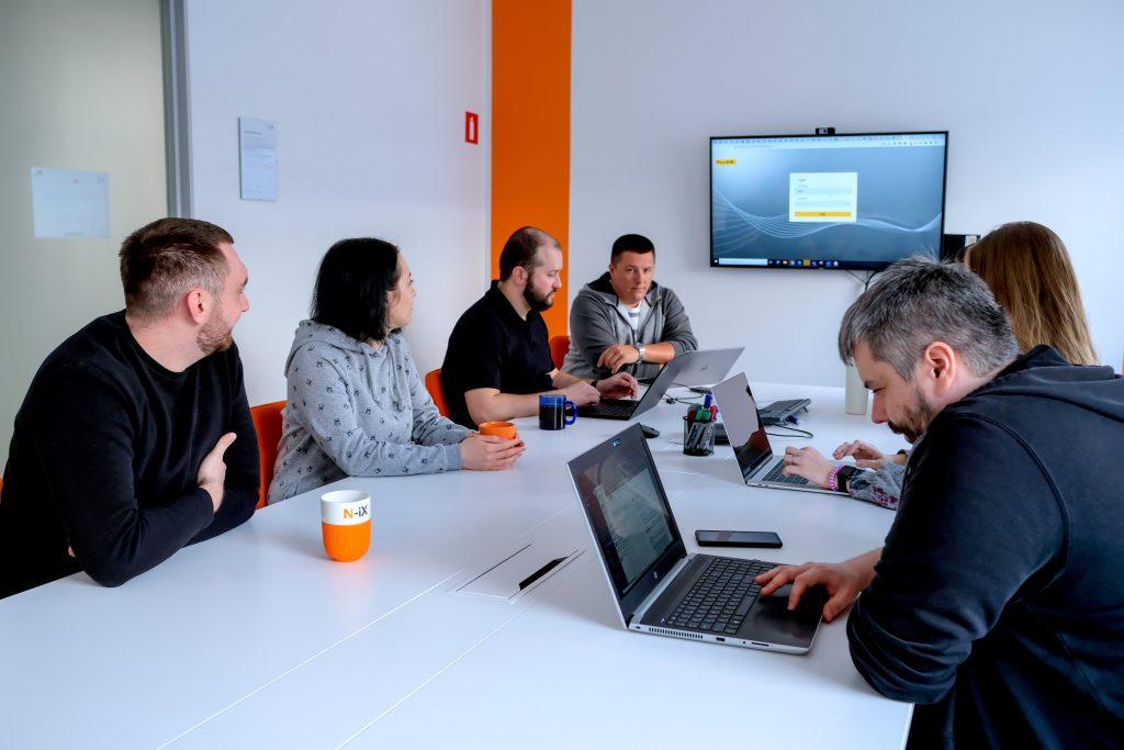 fluke team n-ix project
