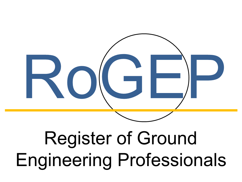 Register of Ground Engineering Professionals Staff