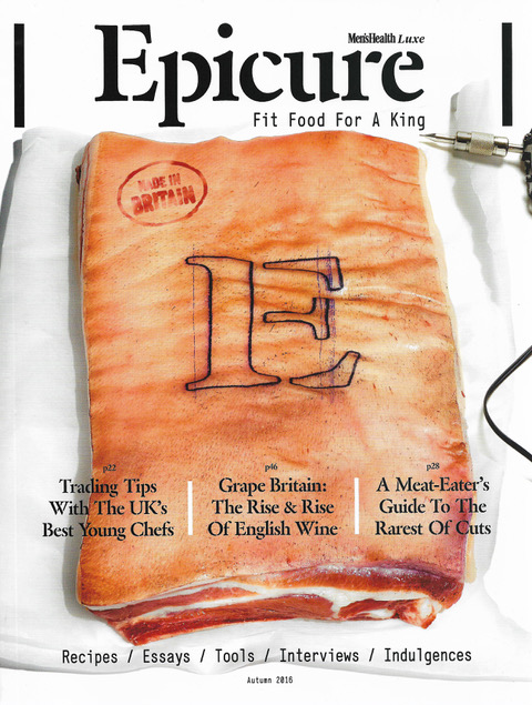 """Epicure"" cover"
