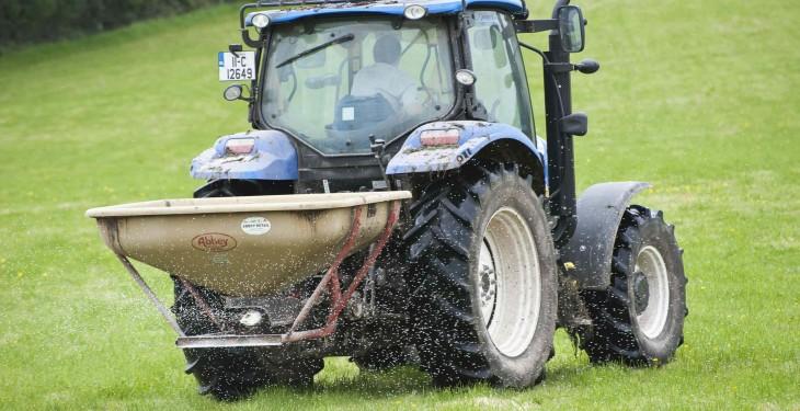 Fertiliser demand picks up with silage activity