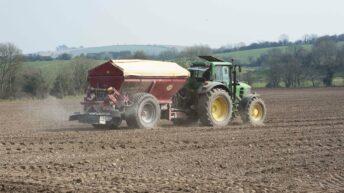 'Alarming decline' in soil fertility levels