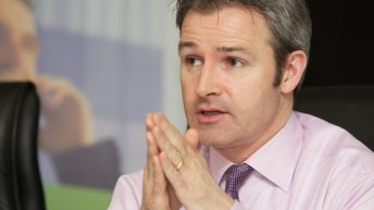 FBD Chief Executive Andrew Langford steps down
