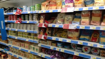 BRC confirms highest food inflation rate in over five years