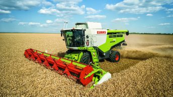 Lower demand expected for farm machinery in Europe next year