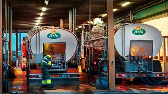 Declining milk prices hits Arla; revenue drops 3.8% year-on-year
