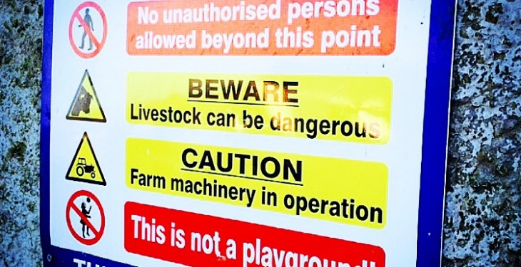 'Over 40 people have died on farms – it's time to make a change' – FUW