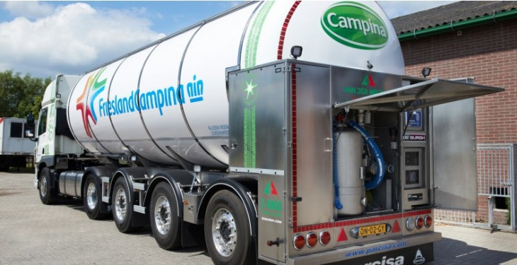 Dutch dairy FrieslandCampina cuts January guaranteed milk price
