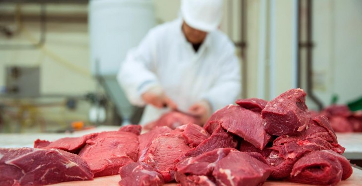 UK beef to be served up in the US at AHDB launch event