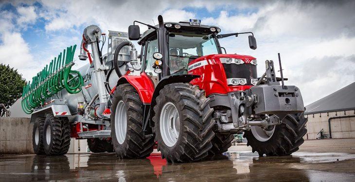 See the new range of Massey Ferguson tractors and telehandlers