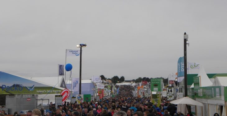 283,000 people attend the 'most successful' Ploughing ever