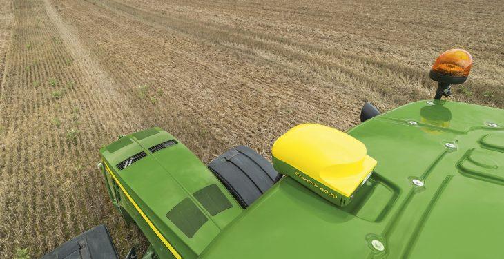 John Deere to set 'new standards' in precision farming