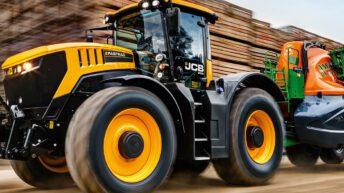 PICS: JCB release new models in the Fastrac range