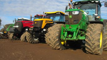 Check out what's on offer at some of the upcoming tractor auctions