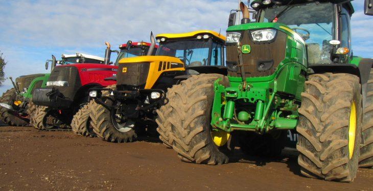 Pics: European buyers 'dominate' at UK machinery auction