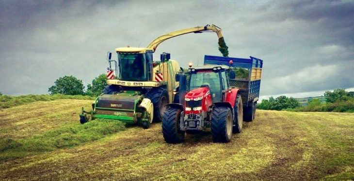 How one farmer combined a passion for farm machinery and photography