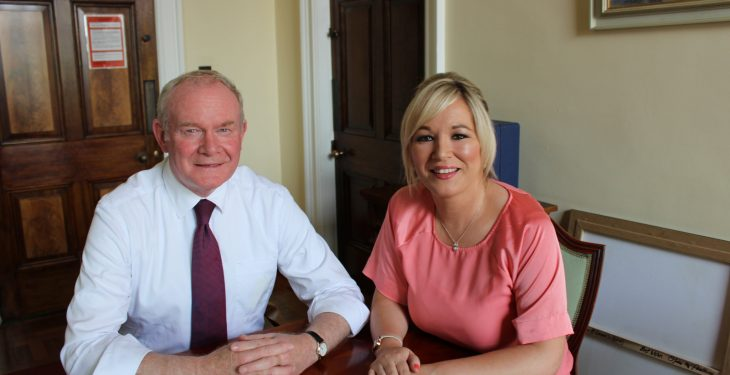 Michelle O'Neill appointed Sinn Fein leader in the North