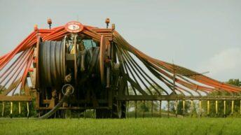 Contractors busy spreading slurry as tanks reach storage capacity