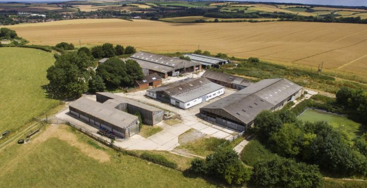Pics: Massive 2,000ac farm goes on the market in the UK for €29m