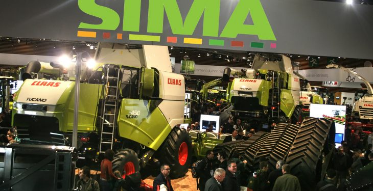 Video: Machinery giants set out their stalls for SIMA