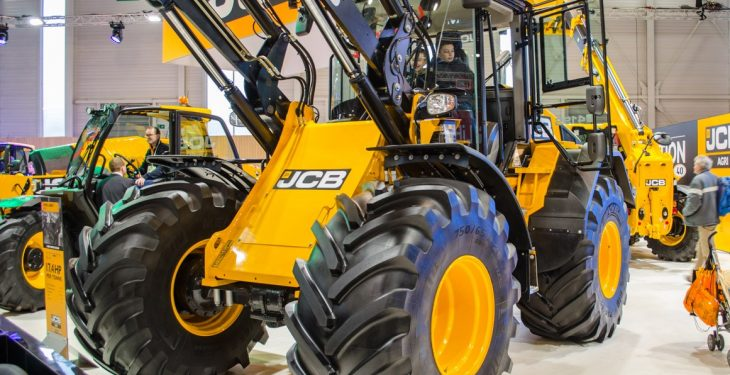 SIMA 2017: New JCB 419S reaches out to contractors