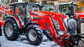 SIMA 2017 Video: Back to basics with Massey Ferguson's Global Series